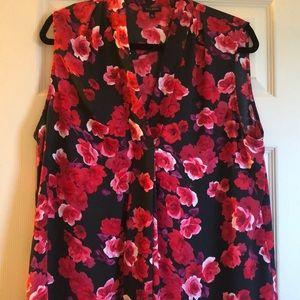 Talbots blouse size XL